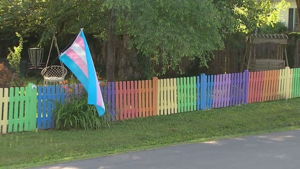 Loudoun County sheriff's office investigating disappearing LGBTQ flags