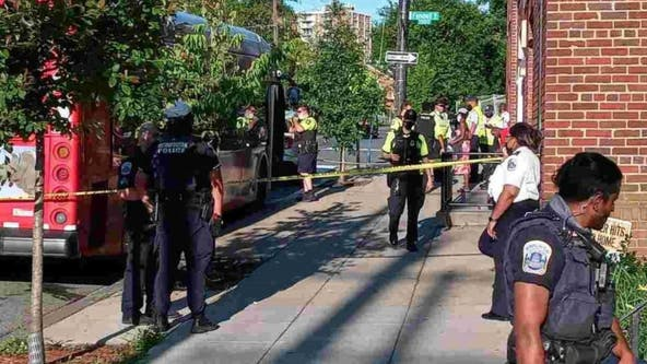 2 injured after fight breaks out on Metrobus in Southeast DC