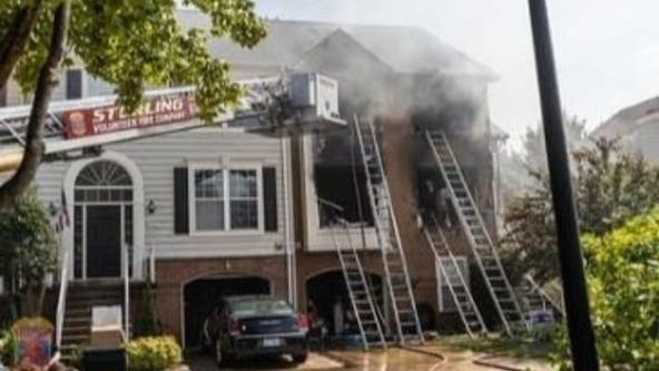 Electric scooter battery caused house fire in Loudoun County, Fire Marshal says
