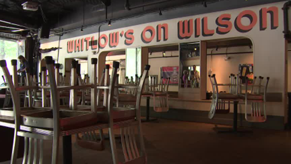 Whitlow's Bar & Grill, a DC staple, closing its doors after 5 decades