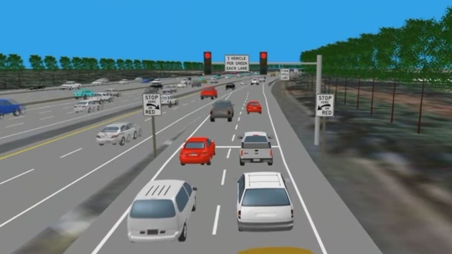 Traffic lights coming to I-270 entrance ramps in Montgomery County
