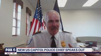 New Capitol Police Chief says staffing, training, equipment, policy changes are priorities