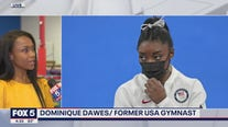 Former Olympian and Montgomery County native applauds Simon Biles