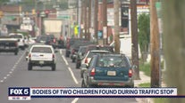 2 dead children found in trunk of car during Baltimore County traffic stop
