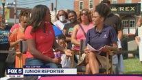 FOX 5 Zip Trip Leonardtown: Junior Reporter
