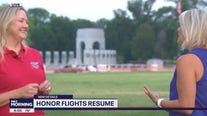 Honor Flight Network flights for veterans to resume in August