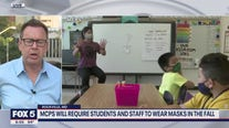 MCPS will require students, staff to wear masks in the Fall