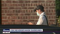 COVID-19 cases climb in DC region as CDC changes course on mask guidance
