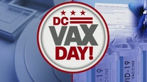 DC VAX DAY TAKE 2: Take The Shot, DC offers incentives for District residents to get COVID-19 vaccine
