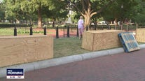 Lafayette Square historical markers recognize role of slavery in construction of White House