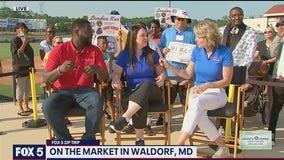 FOX 5 Zip Trip Waldorf: On the Market