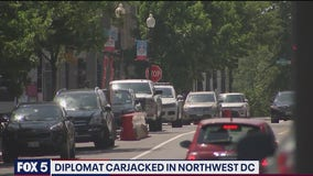 Sources: Diplomat from the UAE carjacked at gunpoint in NW DC Monday