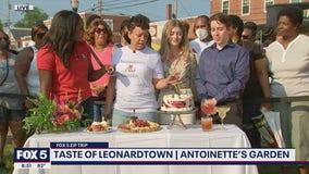 FOX 5 Zip Trip Leonardtown: Antoinette's Garden