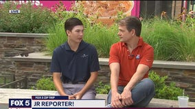 FOX 5 Zip Trip Sterling: Jr Reporter