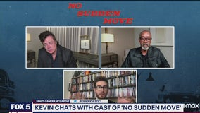 Kevin McCarthy sits down with the cast of 'No Sudden Move'