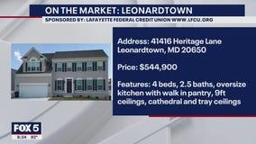 FOX 5 Zip Trip Leonardtown: On the Market