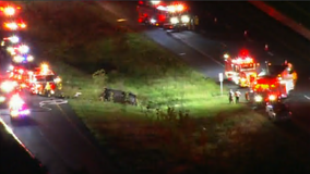 1 killed, 2 injured in crash on U.S. 50 East in Anne Arundel County