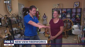FOX 5 Zip Trip Leonardtown: New View Fiberworks