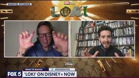 Richard E. Grant chats about 'Loki'