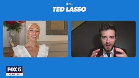 Kevin talks to the stars of Ted Lasso