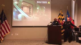 Montgomery County Police release body cam video from fatal officer-involved shooting