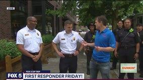 FOX 5 Zip Trip Navy Yard: First Responder Friday