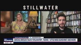 Abigail Breslin stars in Stillwater