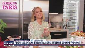 Paris Hilton talks Cooking with Paris