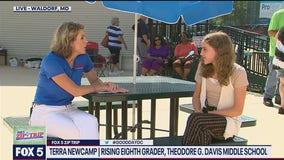 FOX 5 Zip Trip Waldorf: Junior Report