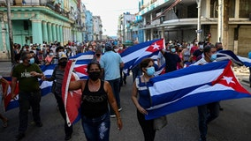 Cuba protests: Government allows travelers to bring some food, medicine