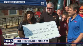 FOX 5 Zip Trip Leonardtown: First Responder Friday
