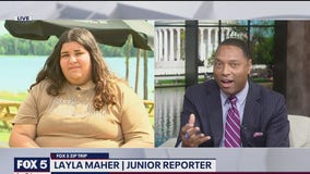 FOX 5 Zip Trip Gainesville: Junior Reporter