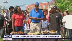 FOX 5 Zip Trip Leonardtown: Olde Town Pub
