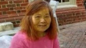 Fairfax County police say they have identified 'person of interest' in case of missing 72-year-old woman