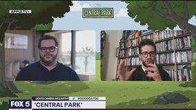 Josh Gad talks about season 2 of Central Park