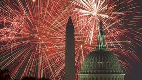 Where to watch fireworks this 4th of July in DC without going to the National Mall
