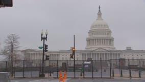 Capitol perimeter fencing coming down July 8: report