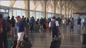 Fourth of July travelers return home following holiday weekend travel surge