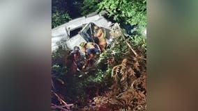 Montgomery County crews responding to deadly Silver Spring crash