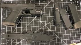 5 handguns in under a week recovered at Reagan National Airport
