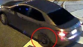 DC detectives searching for vehicle suspected in shooting near Nationals Park