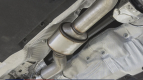 Catalytic converter thefts on the rise in Howard County