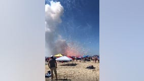 Ocean City fireworks shows canceled after 4th of July mishap