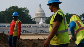 Senators reveal final roadblock before settling on $1T infrastructure legislation