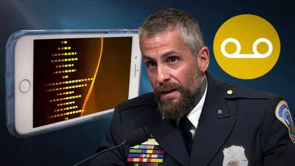 Audio reveals profanity laden rant, threats toward Capitol and DC police