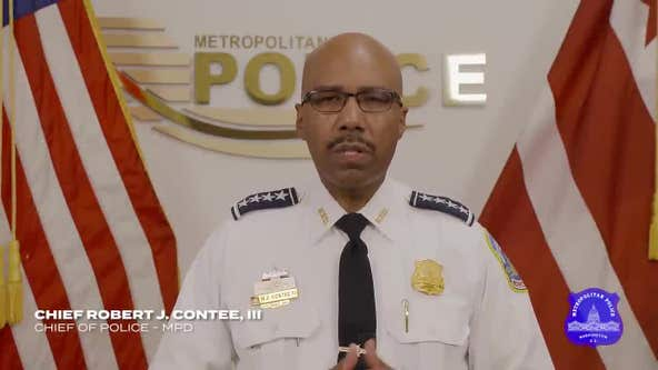 DC Police Chief announces major changes to patrol strategy