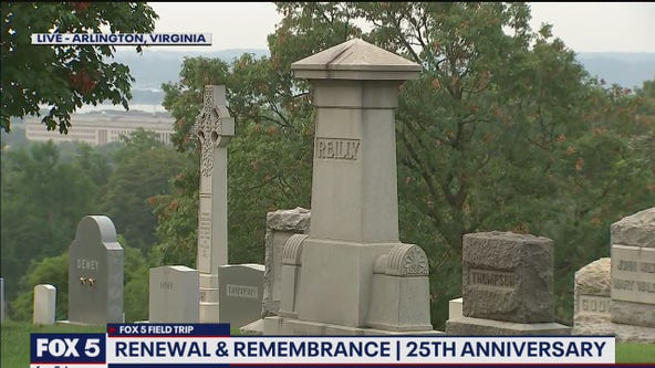 Monday marks 25th anniversary of Renewal and Remembrance