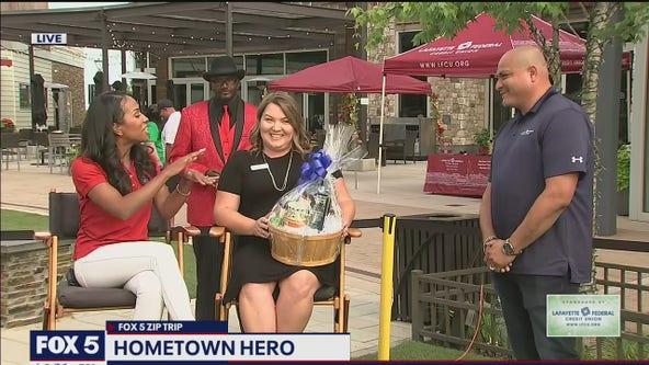 FOX 5 Zip Trip Sterling: Hometown Hero