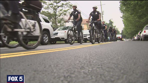 DC Police launch new mobile unit amid rise in violence