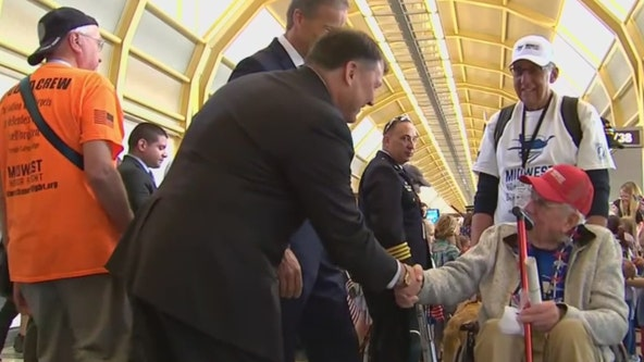 Honor Flight Network to resume veteran flights to DC in August